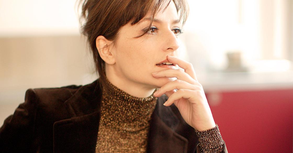 Martina Gedeck 2021