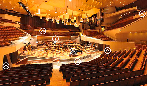 Discover the Philharmonie